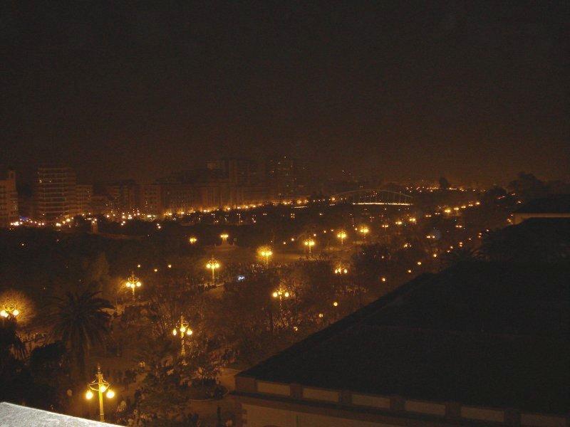 Vista desde L'Alameda - Nit del Foc 03 (Valencia)